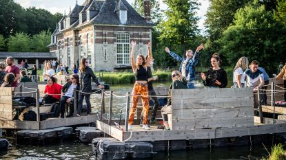 Paradise City wordt 'intiem' festival met bootjes