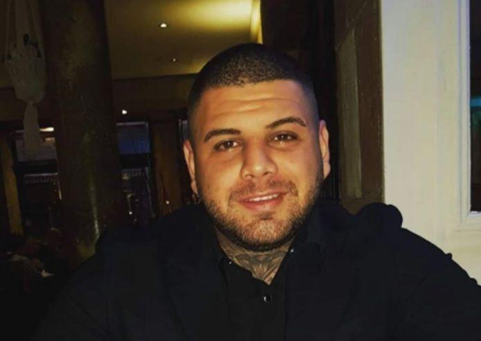 Massimo De Luca werd op straat doodgestoken.