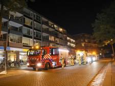 Brandweer en politie naar appartement aan Hofstraat in Apeldoorn