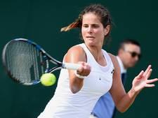 Görges voorkomt Roemeense tennisfinale