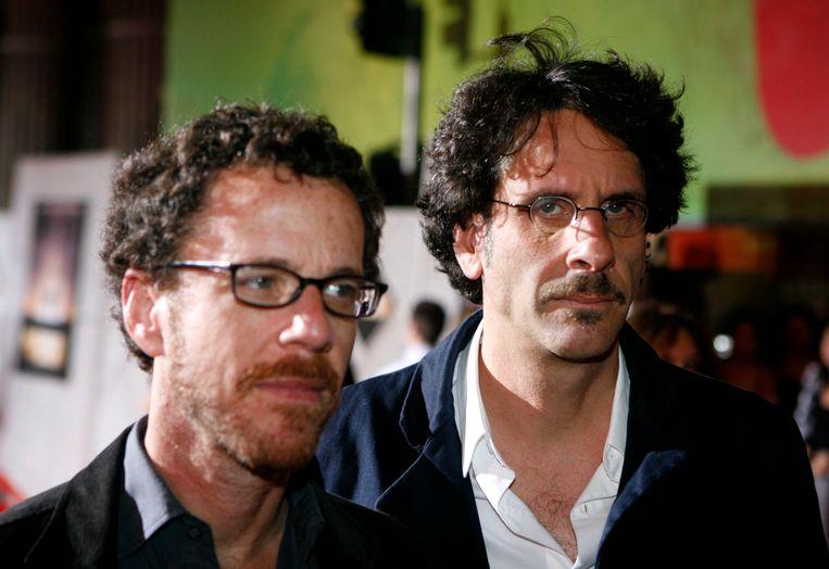 Coen Brothers Ethan (L) en Joel Coen. Beeld REUTERS