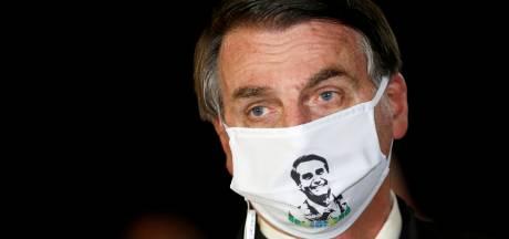 Braziliaanse president Jair Bolsonaro (65) test positief op corona en gebruikt malariamiddel