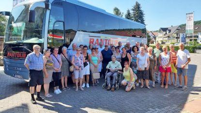 Leden van Spaarkas Centrum maken 60ste reis