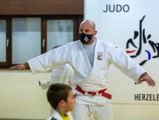 """Michel Van Assel (JC Herzele): """"Veel goede atleten liggen stil want voor judoka is alleen trainen moeilijk"""""""