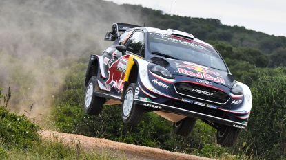 Ogier is de snelste in superspecial Rally van Sardinië, Neuville rijdt derde tijd