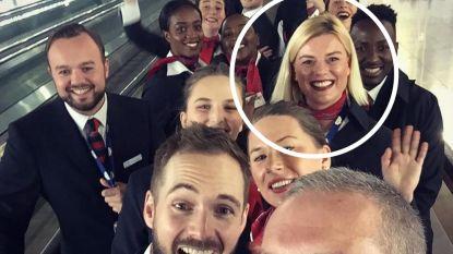 Carrièreswitch! Betty van 'Big Brother' is nu stewardess