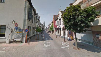 Werken in Oosterlaan en Holstraat