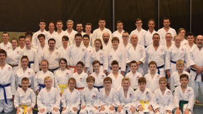 Karateclub Shotokan start seizoen op 5 september