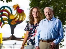 Gait (92) en Mariëlle (24) hebben Stöppelhaene in hun hart gesloten