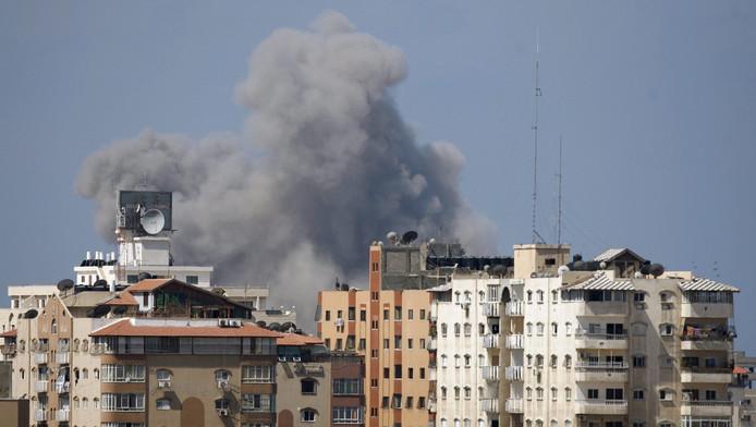 Bombardement israélien sur Gaza ce vendredi