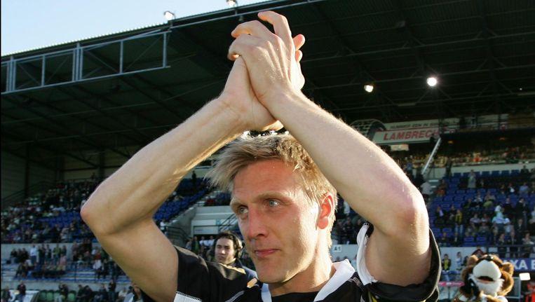 Runar Kristinsson was van 2000 tot 2007 dé spelbepalende speler van Lokeren