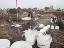 Houten graaft nederzetting uit de bronstijd op: 'Een  bijzonder kijkje hoe de mensen op deze plek leefden en werkten'