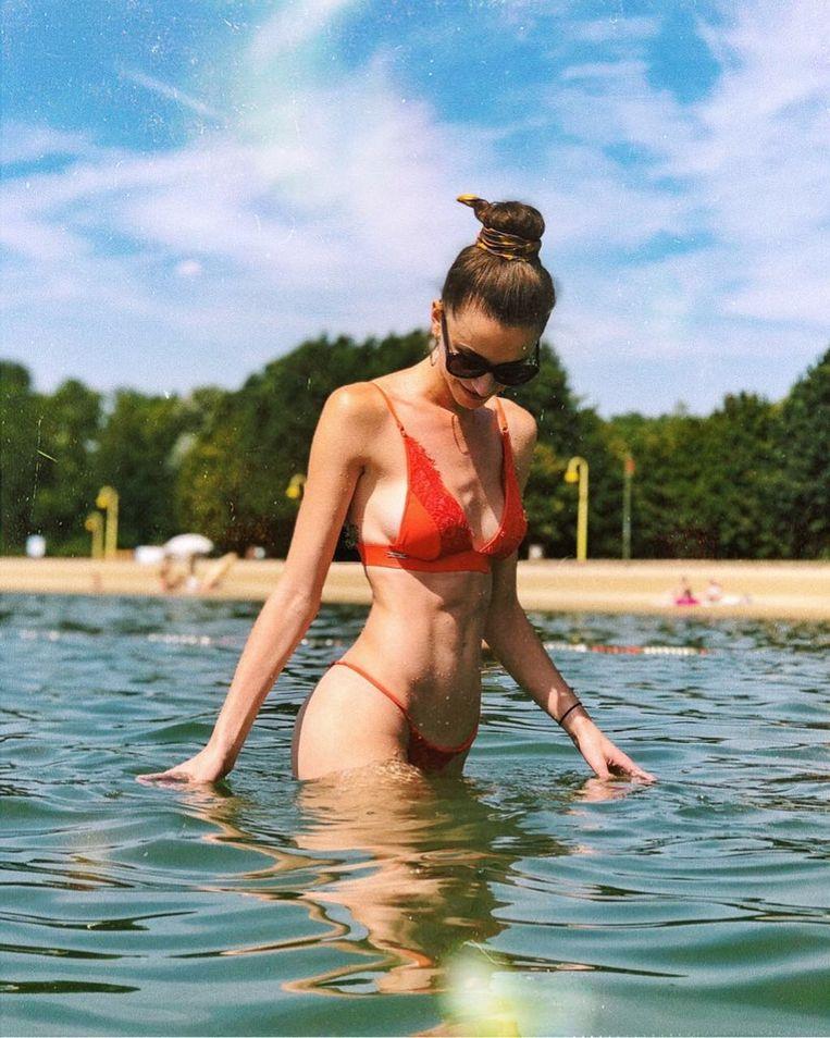 Lize Feryn bikini bodyshaming