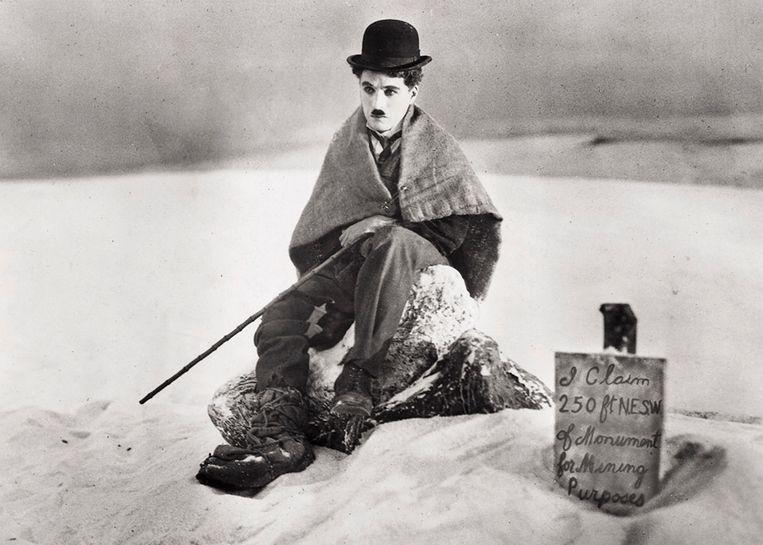 Charlie Chaplin, ter illustratie