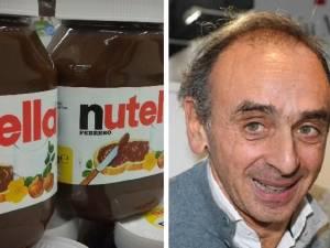 Il n'y aura plus de pub Nutella avant les émissions de Zemmour