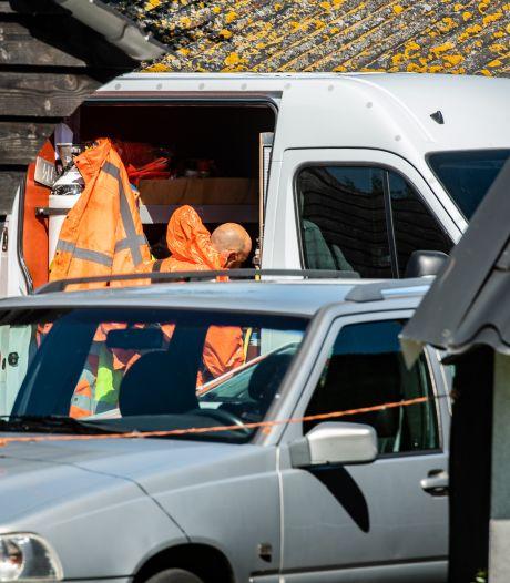 Aangehouden verdachten (51) en (75) drugslaboratoria werkten samen in de polder
