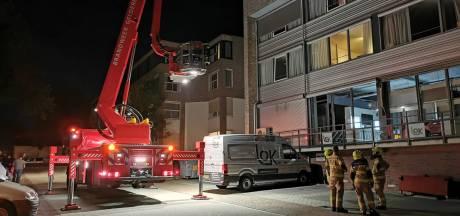 Brand in appartement van woonzorgcentrum in Renkum