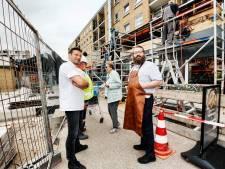 Klagende winkeliers, struikelende ouderen: winkelcentrum De Gaard snakt naar einde renovatie