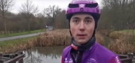 Belgisch crosstalent hoopt met coming-out voorbeeld te zijn voor andere homo's in wielerwereld