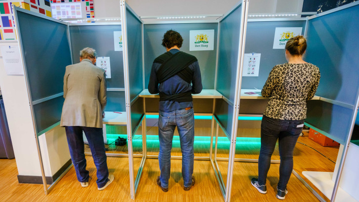Pvda en CDA grootste partijen in Oost-Brabant, bekijk hier de uitslag van jouw gemeente