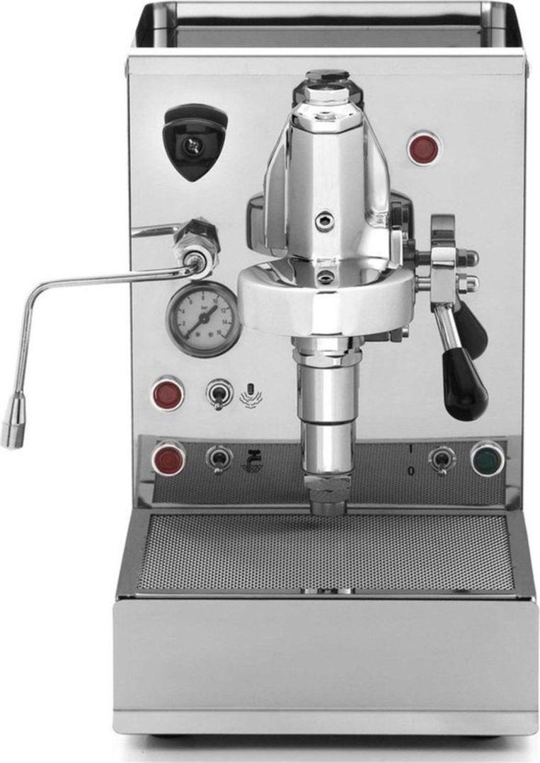 Een espressoapparaat van Vibiemme. Beeld