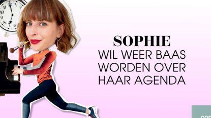 Tijd zoeken kan je leren: redactrice Sophie wil weer baas worden over haar agenda (met 5 tips uit haar noodplan)