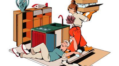 Beat the lockdown: 5 tips over hoe je het beste kan opruimen