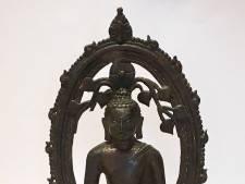India krijgt na 57 jaar gestolen Boeddhabeeld terug
