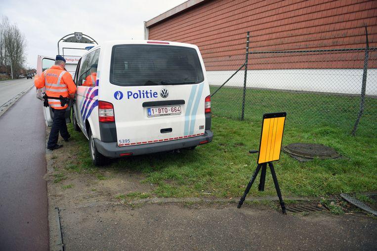 Illustratie Politiezone Boortmeerbeek/Haacht/Keerbergen.