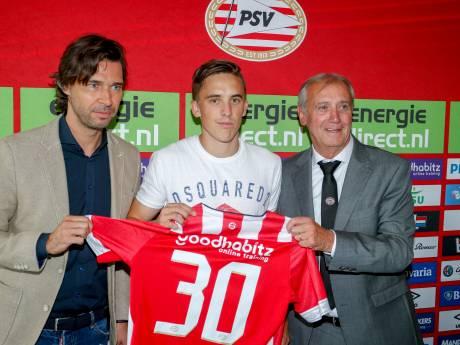 Na het belletje van Van Bommel wist Thomas het zeker: ik wil naar PSV