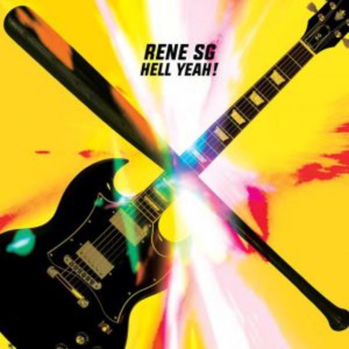 De albumcover van het album Hell Yeah van Rene SG.