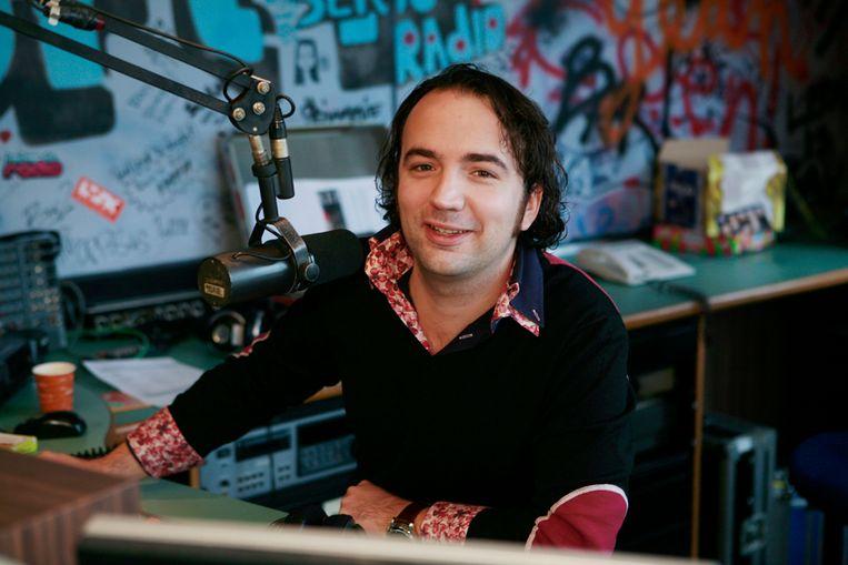 3FM-dj Gerard Ekdom, nu nog presentator van Arbeidsvitaminen (ANP) Beeld