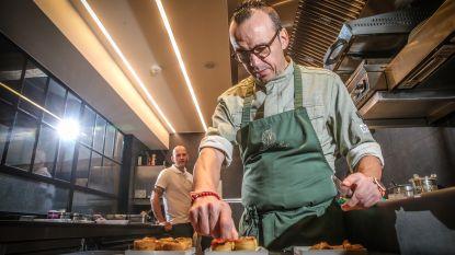 Luc Bellings fileert feestgerechten uit de supermarkten