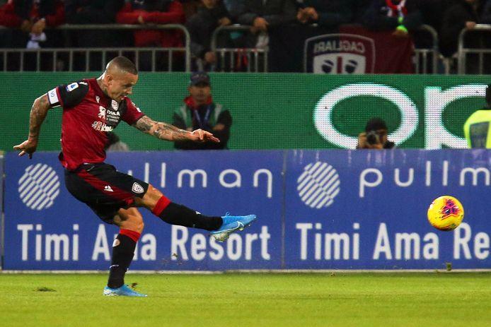 Quatrième du Calcio et qualifié pour les huitièmes de la Coupe: tout roule pour le Cagliari de Nainggolan.