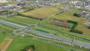 Lantis plaatst tijdelijke fietsbrug over E34, snelweg gaat nachtje dicht