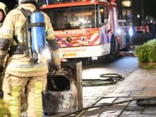 Wasdroger in brand op zolder van woning in Woerden