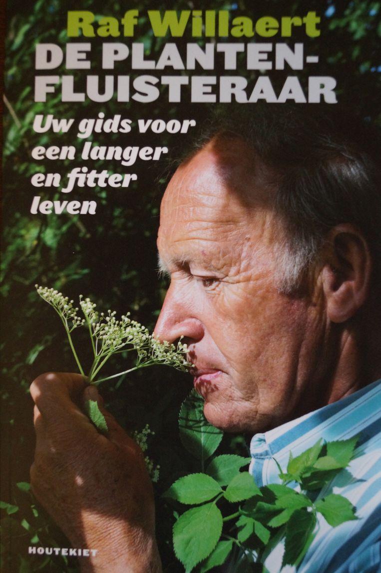 De cover van het boek dat Raf Willaert schreef.