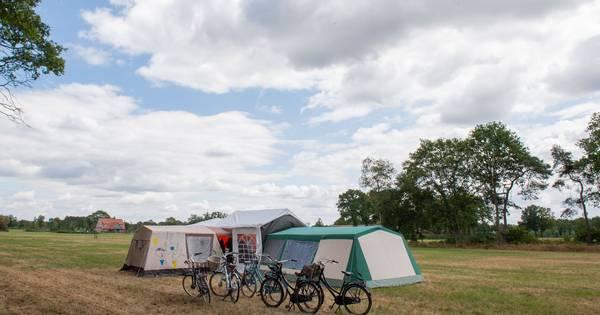 Zonder coronaproof plan geen kampeerfeest'
