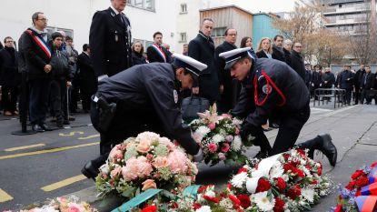 Aanslag Charlie Hebdo sober herdacht