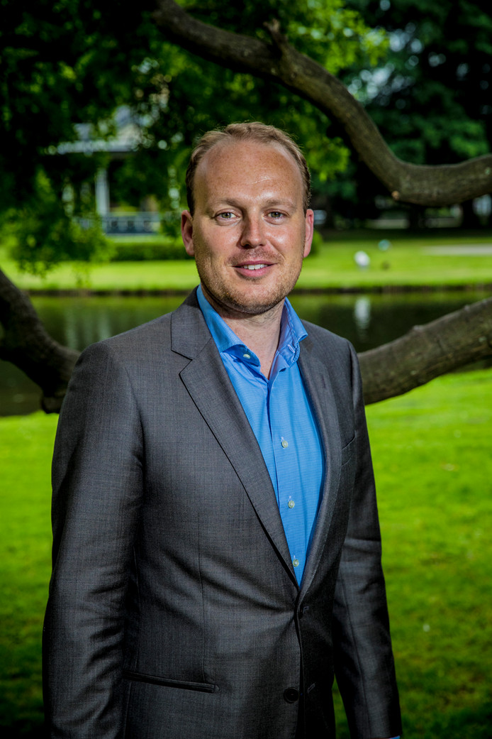 CDA Apeldoorn, Jan Dirk van der Borg.