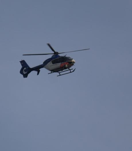 Politiehelikopter en parate peloton zoeken vergeefs naar vermist 13-jarig meisje in Gouda