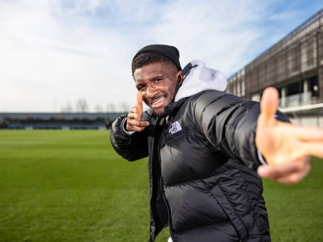 Clinton Mata, de 'beste verdediger van België': attractie op én naast het veld