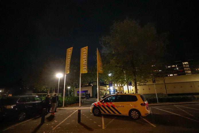 Oktober vorig jaar werd een Jumbo in Eindhoven overvallen. De vierde gewapende overval binnen luttele dagen.