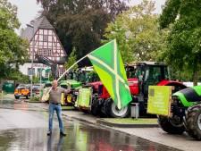 FDF-kopstuk Rutger enige Achterhoeker bij 'Europees' boerenprotest in Koblenz: 'Wel naar Brussel met z'n allen'