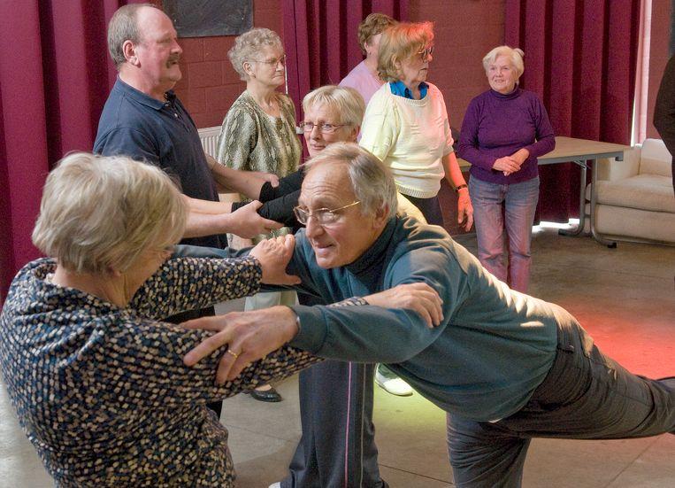 Senioren op een vorige editie van het seniorencongres.