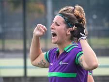 Eindelijk punt voor vrouwen HC Eindhoven: 'We zijn goed, maar het muntje viel verkeerd'