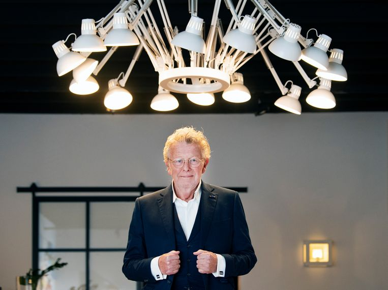 Jan des Bouvrie, in 2019. Beeld Hollandse Hoogte /  ANP