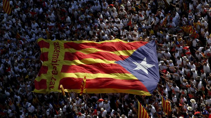 Spaanse politie haalt website Catalaanse onafhankelijkheidsbeweging offline