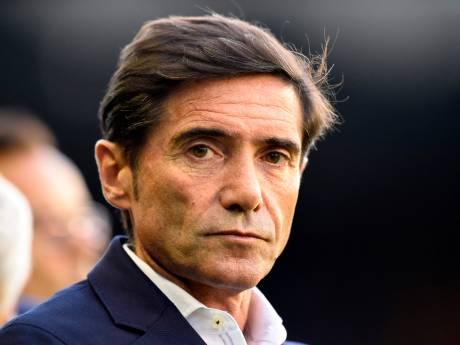 Spelers Valencia na ontslag Marcelino: 'Je laat ook de fans vallen'