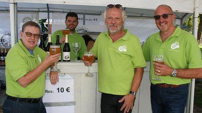 Rotary Antwerpen Heideland verwent de smaakpapillen met eigen bier